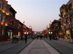 【皇城至尊】北京纯玩零自费去飞回高五日游