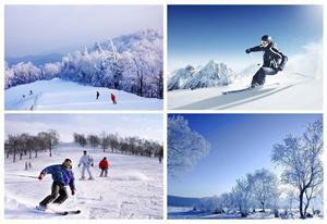 【冰雪奇缘】长白山天池万达度假区5日半自助游